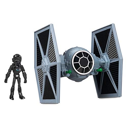 - Star Wars TIE Fighter Play Set - Star Wars Toybox No Color