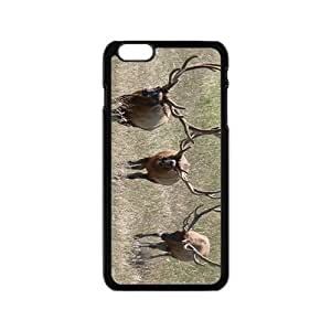 Deer Herd Hight Quality Plastic Case for Iphone 6