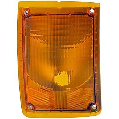 Dorman 888-5112 Front Driver Side Turn Signal / Side Marker Light Assembly for Select International Trucks: Automotive