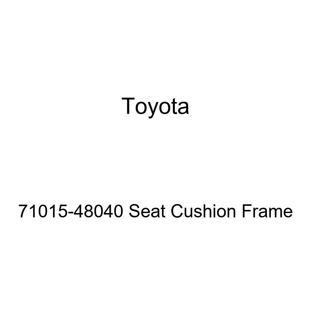 Toyota Genuine 71015-48040 Seat Cushion Frame