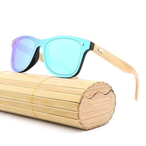 Bambou B Paire Vert Baosity Mode De Bois Soleil Lunettes 1 En 1Wqpxw1PfT