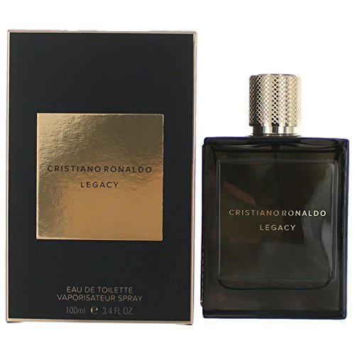 Cristiano Ronaldo Legacy Men's Eau de Toilette Spray, 3.4 Ounce