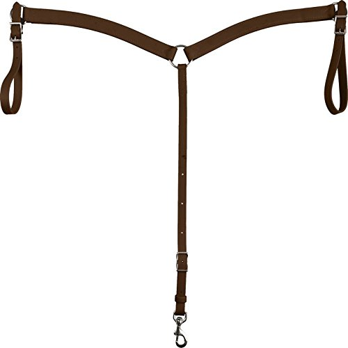 Nrs Leather Breast Collar - 4