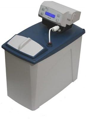 Ablandador de agua automático cabaña de piedra caliza tiempo ...
