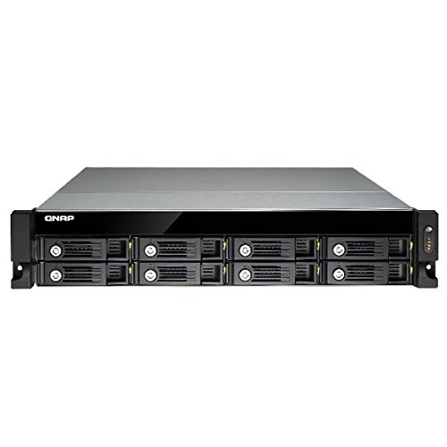 Qnap 8-bay High Performance Unified Storage (TVS-871U-RP-i5-8G-US) by QNAP