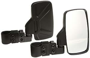 "Bad Dawg UTV 1.75"" Breakaway Side View Mirrors Set for Ranger, RZR, Rhino, Gator"