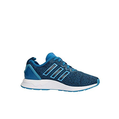 ADV adidas White J ZX Flux Craft Uniblue Blue 77P1wnqxg