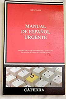 Manual De Espanol Urgente (Spanish Edition)