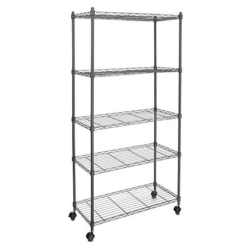 Steel Post Pallet - Bifast Heavy Duty Shelving Single-Post Steel Wire Shelf