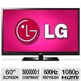 LG 60PV250 60-Inch 1080p TruSlim Frame Plasma TV