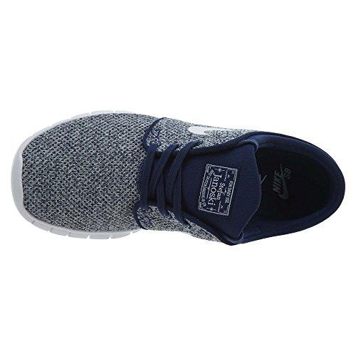 Nike Mænds Stefan Janoski Max Skate Sko Binære Blå / Hvid / Hold Rødt Nu0Z7w