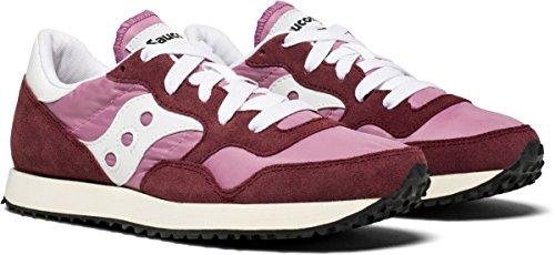 Burgu Pink Zapatilla Vintage Pink Burgu Zapatilla BURGU Trainer Saucony Vintage BURGU Trainer Pink Saucony qBgH6qR