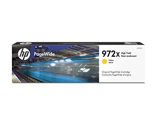 Hp 7000 Series (HP 972X Yellow High Yield Original PageWide Cartridge (L0S04AN))