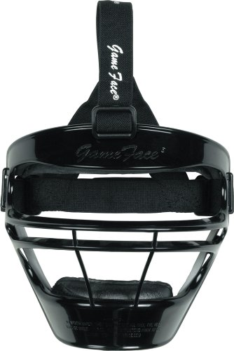 Markwort Game Face Sports Safety Mask (Softball Pitchers Face Guard)