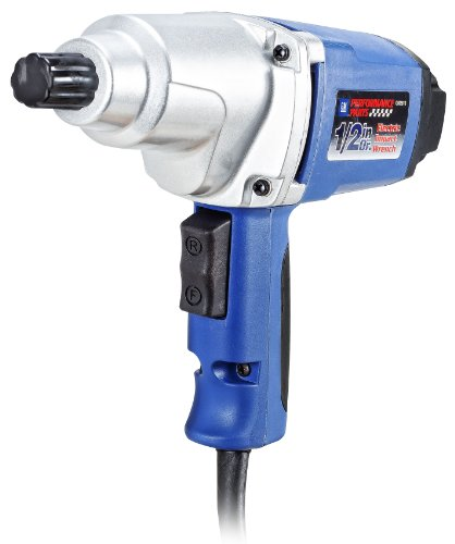 GM Performance Parts, 1/2 Inch Drive, Electric Impact Wrench