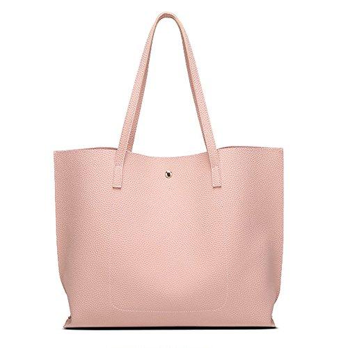 Bag Large Fashion Women's Bangle009 Tote Silver Style Grey Korean All Match Shoulder Capacity Handbag xvqBY