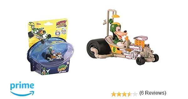 Mickey Mouse Mini Vehículos: Goofys Turbo Tubster IMC Toys 182882: Amazon.es: Juguetes y juegos