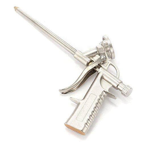 Foaming Tool (Yingte Foaming Gun,Professional All Metal Spray Foam Gun /Expanding Polyurethane Insulating Tool)