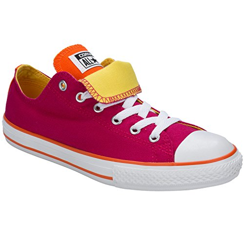 Tongue Doppelzunge Berry rot Double NEU Ox orange Kids Pink gelb Converse ZfCw0