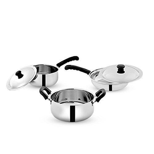 Pigeon 5pcs Cookware Set Blaze