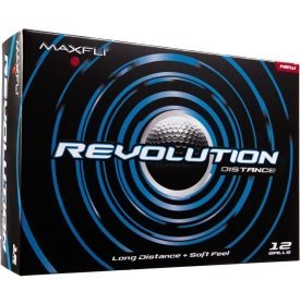2015 Maxfli Revolution Distance (12 Pack)