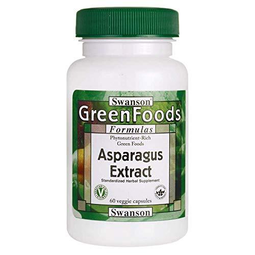 Asparagus Extract 60 Veggie Caps