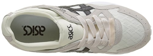 V Femme Asics Cream Lyte Gris Black Baskets 0090 Gel gqq6wf