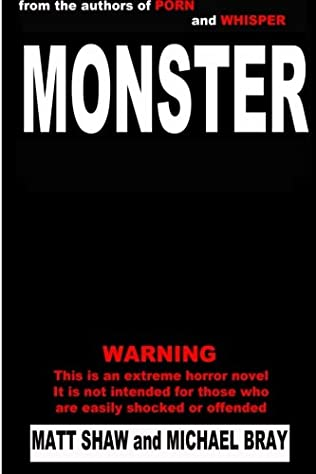 book cover of Monster