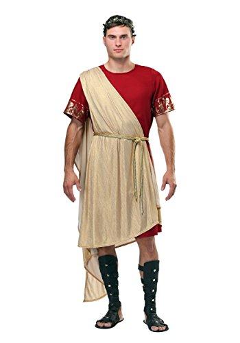 Roman Toga Men's Costume Medium