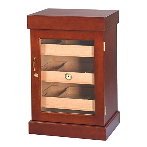 Mini Tower Humidor (1000 Cigars) by Quality Importers