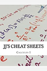 JJ's Cheat Sheets (Volume 4) Paperback