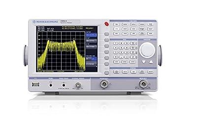 Rohde & Schwarz HMS-X Spectrum Analyzer, Frequency Range 100 kHz to 1.6 GHz, Option to Upgrade to 3 GHz