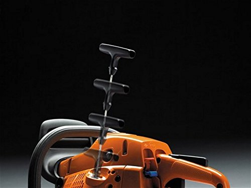 Husqvarna 135 Petrol Chainsaw, Black/Orange
