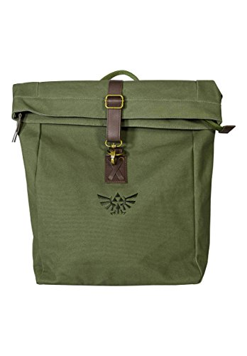Zelda Cosplay Costume Pattern (Musterbrand Zelda Backpack Link Loot Green ONE)