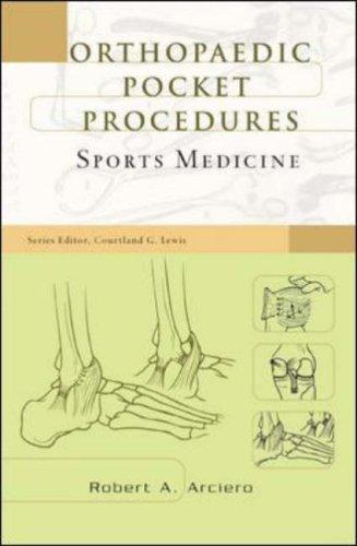 Orthopaedic Pocket Procedures: Sports Medicine