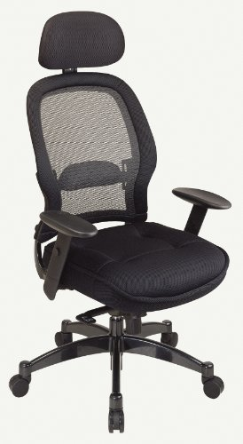 office-star-space-professional-deluxe-matrex-back-chair-with-adjustable-headrest-and-mesh-seat