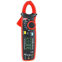 Ybee UNI-T Multi-Meter UT210E True RMS AC/DC Current Mini Clamp Meters with Capacitance Tester