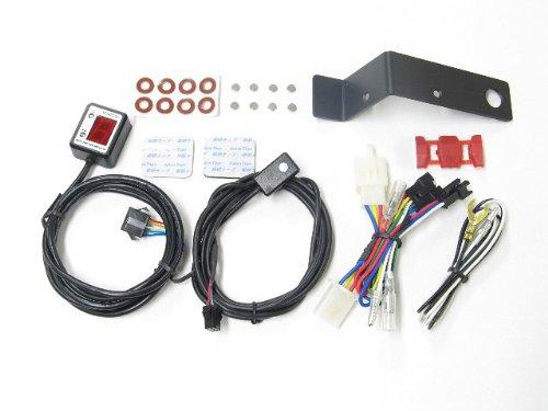 プロテック(PROTEC) シフトポジションインジケーター フルキット 11308 ZZR400 97-03 (ZX400N) SPI-K79   B00F25LB0Q