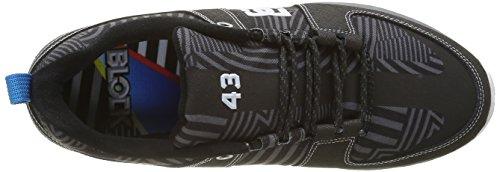 Lite Kb kmi Hombre Para Negro Shoes Lynx Dc Alpargatas qzftEK8