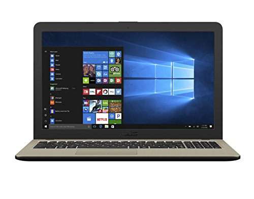 "ASUS X540UA-DH31 15.6"" Full HD Dual Core Laptop (Intel Core i3-6006U 2.00GHz Processor, 4GB DDR4, 1TB HDD, 802.11ac Wi-Fi, DVD Drive, Windows 10)"