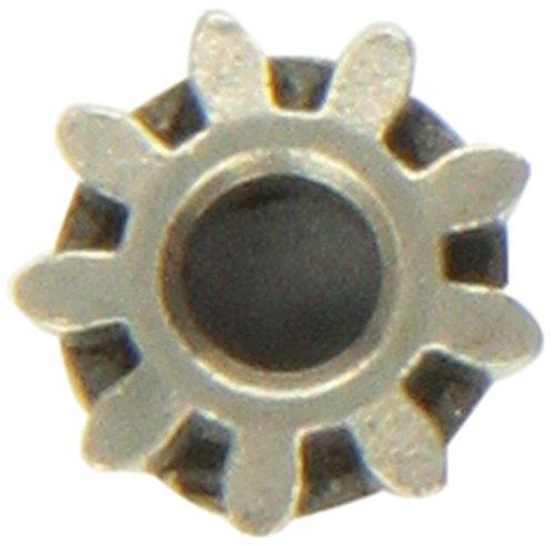 (Traxxas 6745 9-T Machined-Steel Pinion Gear, 32P)