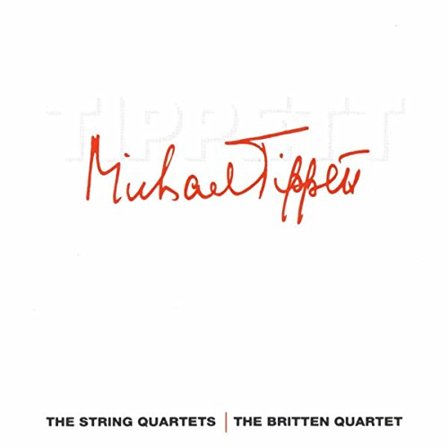 Tippett: String Quartets No.3 & No.4