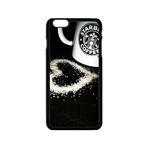 Cool-Benz Coffee starbucks and love heart Phone case for iphone 6