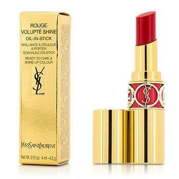 Yves Saint Laurent Volupte Shine Oil In Stick 45 Rouge