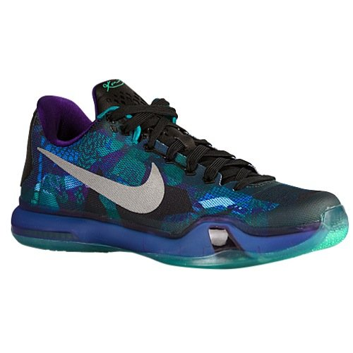 NIKE Mens Kobe X Basketball Shoe Size 10 (4 Zoom Nike Kobe)