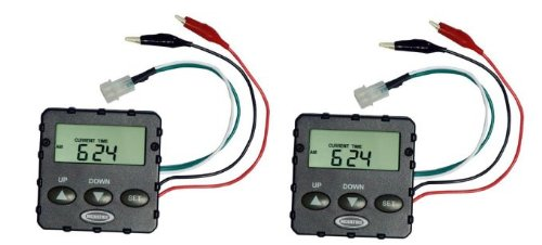 2 MOULTRIE MFH-UDT 6V Universal Digital Replacement Timers - Deer & Hog Feeders