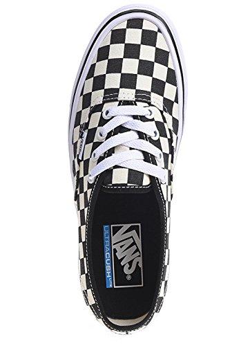 Noir Authentic Vans Blanc 36 Taille Chaussures Lite q6nxBAwpt