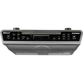 Sony icfcdk50 under cabinet kitchen cd clock - Sony icfcdk50 under cabinet kitchen cd clock radio ...