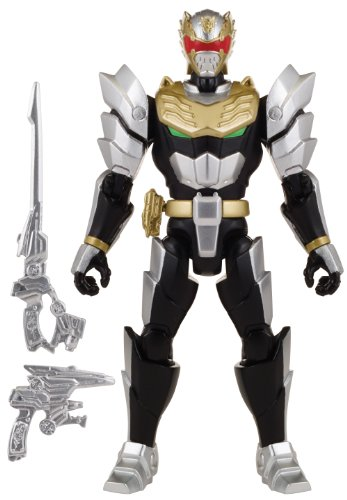 Power Rangers Super Megaforce - Robo Knight Power Ranger Action Hero, 5-Inch -