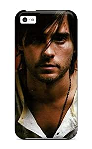 Best 5c Scratch-proof Protection Case Cover For Iphone/ Hot Jared Leto Phone Case